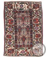 Antique Abadeh Rug - Circa 1920