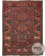 Kashghai antique rug - circa 1920