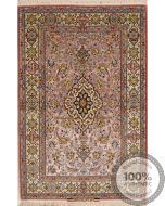 Persian Isfahan rug - Signed Javad Eslimi