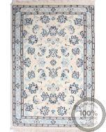 Nain 9La rug with silk highlights 2'89 x 1'97