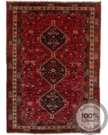 Shiraz rug red