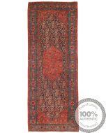 Persian old Bidjar design runner