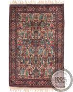 Kermanshah Fine Rug, Circa 1920