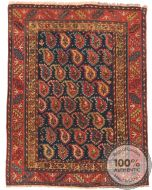 Caucasian Shirvan Antique Rug - Circa 1910