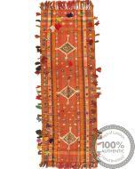 Kashgai Qashgai Jajim Kilim11'2 x 4'1