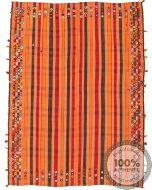 Kashgai Qashgai Jajim Kilim 6'9 x 5'1