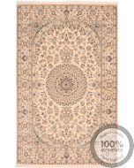 9La Nain rug with silk highlights - 8'36 x 5'18
