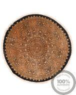 Persian Qum silk - 6'5 x 6'5
