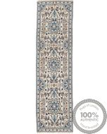 Persian Nain 9La Runner - Light Blue 6'66 x 1'84