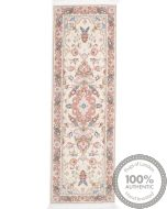 Fine Tabriz with silk highlights runner