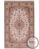 Fine Isfahan - Signed Rahmaty - 6'5 x 4'1