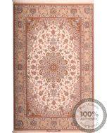 Persian Isfahan rug - Signed  Rahmati