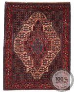 Persian Sanandaj rug - 5'2 x 4'