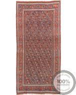 Persian Afshar runner rug