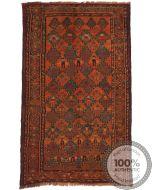 Antique Kurdi Gouchan Rug - Circa 1940