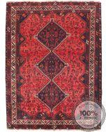 Persian nomadic Bownat rug