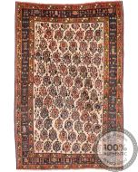 Antique Kashkouli Rug - Circa 1940
