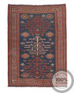 Sumak Kilim Caucasian design 6'6 x 4'9