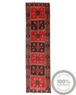 Persian Azerbaijan runner rug red