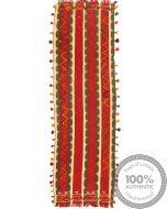 Kashgai Qashgai Jajim Kilim 10'6 x 3'1