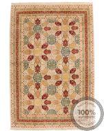 Fine Garous Ziegler design rug - 8'9 x 6'1