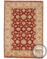 Garous / Ziegler design Rug - Red 8 x 5'5
