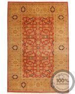 Fine Garous Ziegler design rug 6'13 x 9