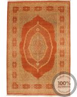 Fine Garous Ziegler design rug 8'85 x 6'1