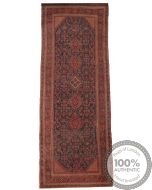 Persian Antique Afshar Runner - 18'1 x 6'8