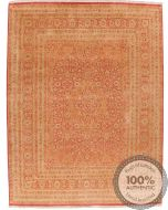 Fine Garous Ziegler design rug - 10'5 x 7'9