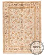 Fine Garous Ziegler design rug  12'13 x 9'24
