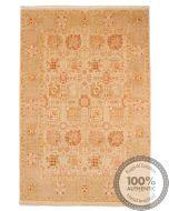 Fine Garous Ziegler design rug - 8'9 x 5'9