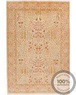 Fine Garous Ziegler design rug - 8'7 x 5'9