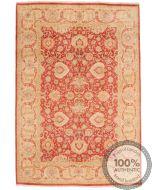 Fine Garous Ziegler design rug 8'7 x 6