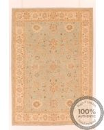Garous Ziegler design rug - Blue Base 8'14 x 5'64