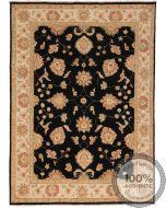 Black Garous / Ziegler Contemporary rug -  6'5 x 4'8