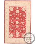 Red Garous / Ziegler design Rug - 6 x 4