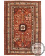 Shirvan Rug - Brown - front image