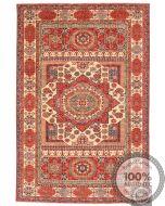 Garous Ziegler Mamluk Design rug - Red