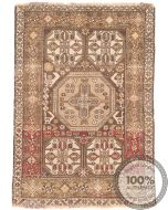 Caucasian antique Shirvan rug - Circa 1910