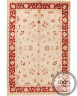 Oushak Ushak design rug Indian - 7'7 x 5'2
