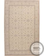 Garous Ziegler design Indian rug - 8'8 x 5'9