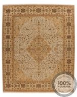 Fine Garous Ziegler design rug 9'8 x 8'1
