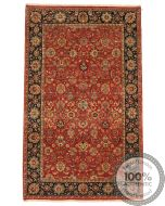Fine Garous Ziegler design Indian rug 8'2 x 5