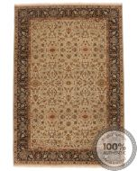 Fine Garous Ziegler design Indian rug 8'9 x 6