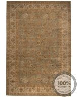 Fine Garous Ziegler design Indian rug 17'6 x 12'2