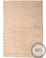 Elegance contemporary modern Indian rug - 7'9 x 5'5