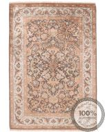 Polonaise Design Rug - Part Silk