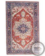 Serapi design rug - 7'8 x 4'9