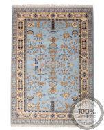 Serapi Design rug - Light Blue